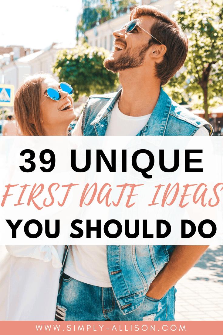 Low key First date ideas