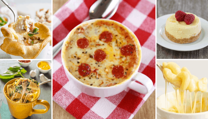 23 Easy and Delicious Mug Meals That You Can Make in Your Dorm