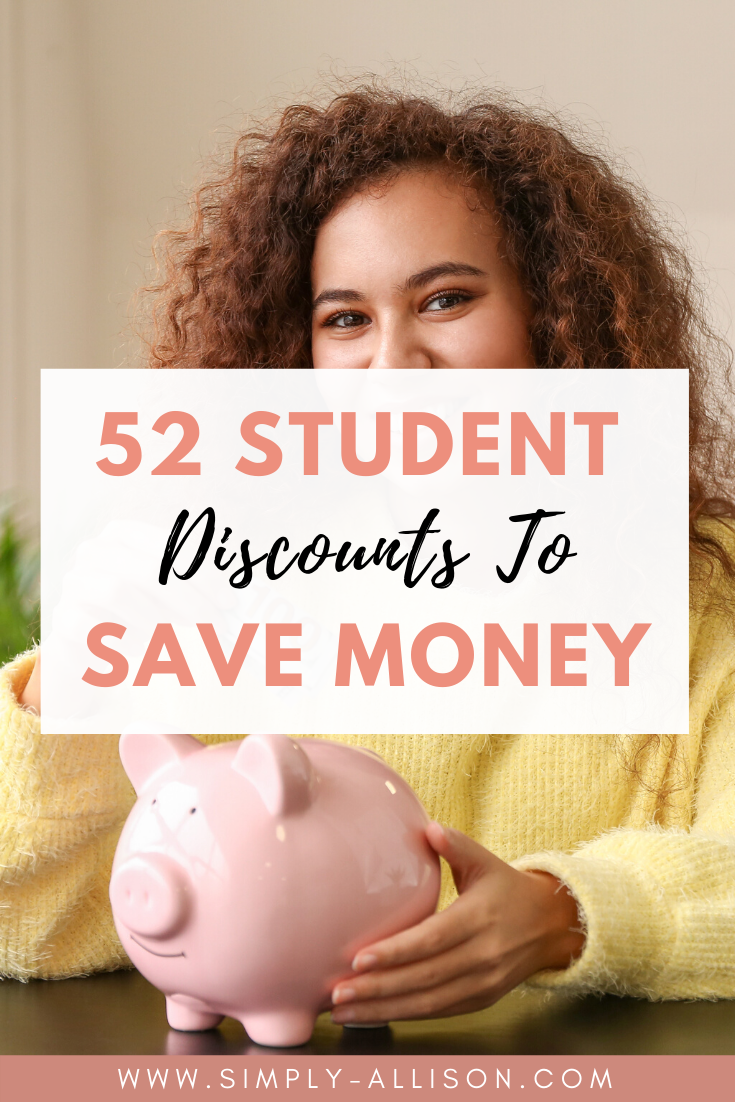 How to get student discounts