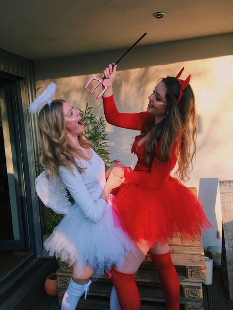 Best Friend College halloween costume ideas