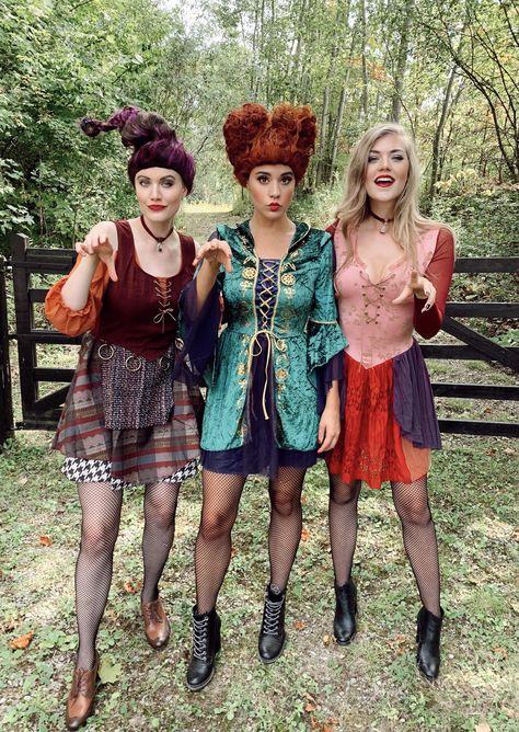 - Best Friend College halloween costume ideas