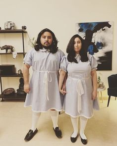 DIY couple costumes