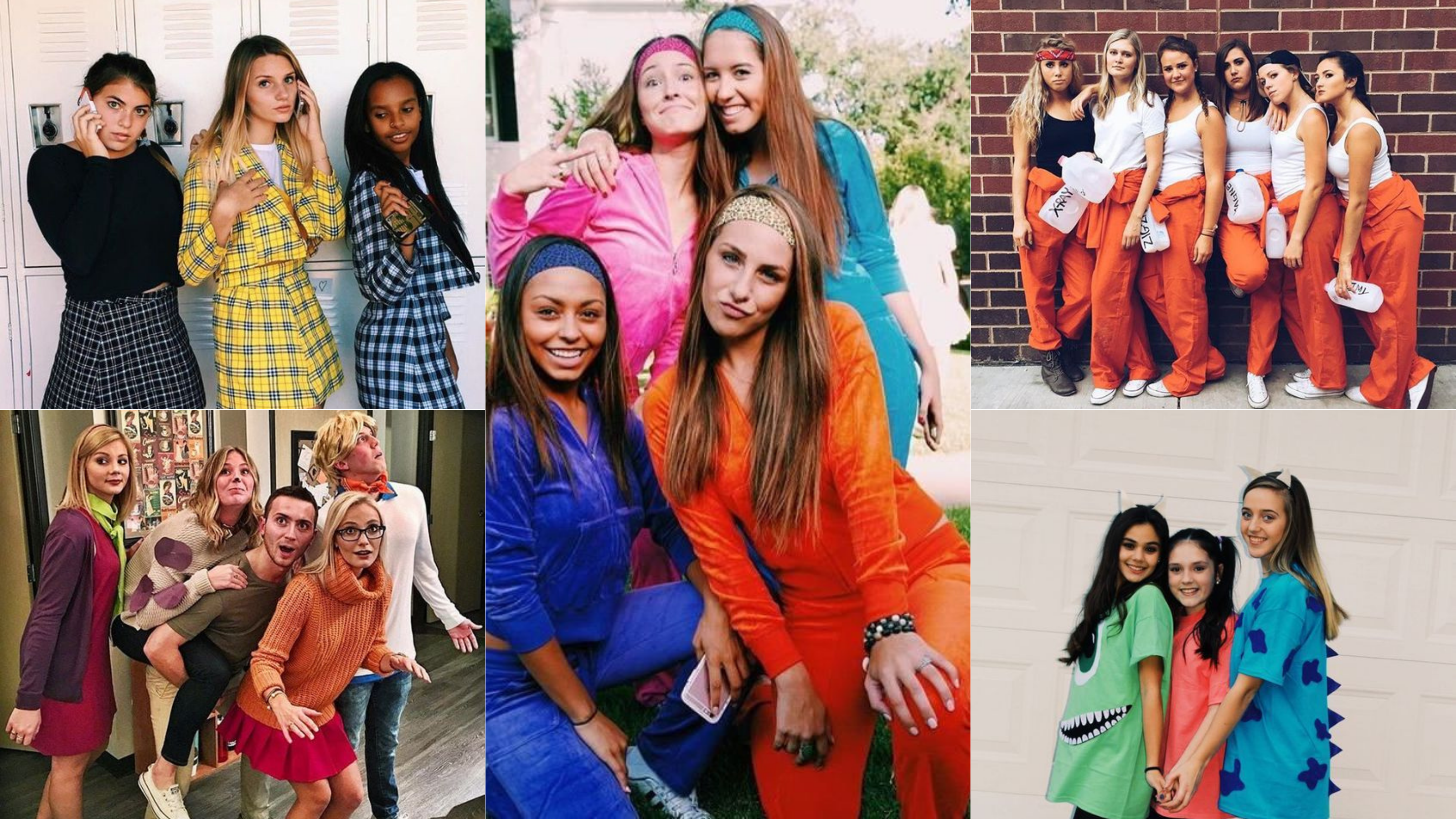 23 Spooky Group Halloween Costume Ideas Simply Allison