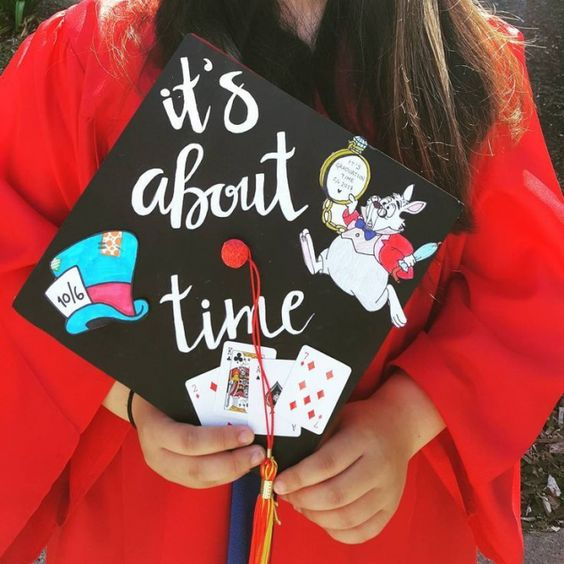 disney graduation cap 2020