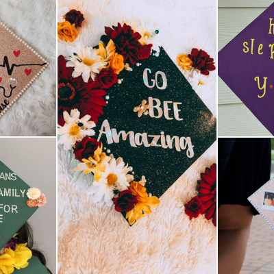 56 Insanely Genius Graduation Cap Ideas That I'm Obsessed With