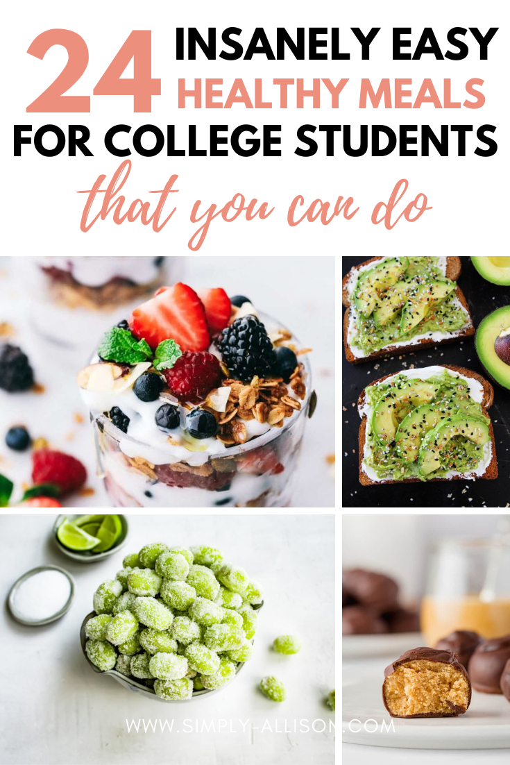 healthy college meals on a budget