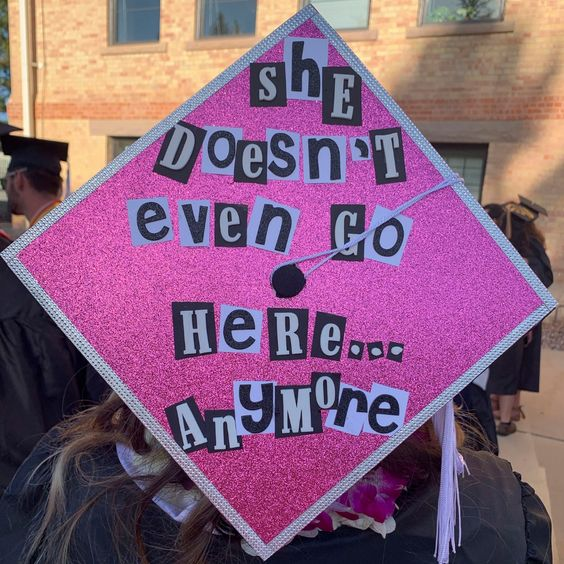 how to decorate a graduation cap