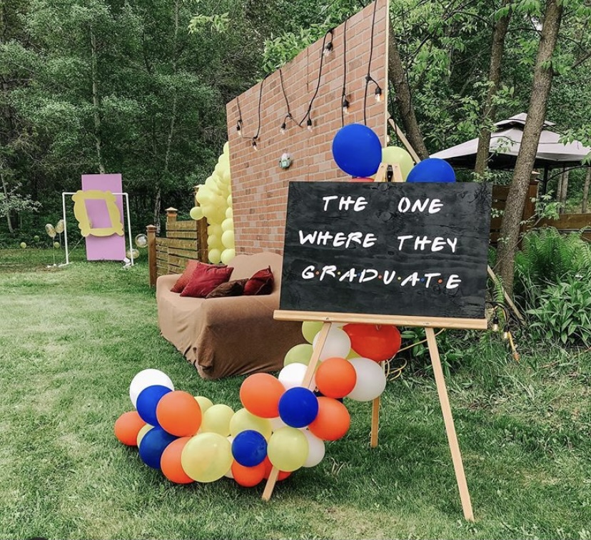 graduation party themes for guys